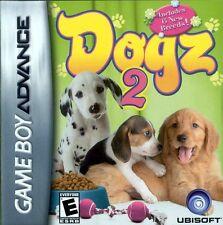 Dogz 2  (Nintendo Game Boy Advance, 2007) BRAND NEW IN A SHOPWORN BOX