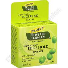Palmer's Olive Oil Formula With VT-E EDGE Holding Hair Gel Super Control 2.25oz*