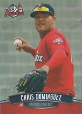 2016 Pawtucket Red Sox Chris Dominguez RC Rookie Boston