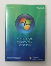 Microsoft Windows Vista Experience Anytime Upgrade Disc 32 Bit DVD