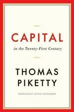 Capital in the Twenty First Century by Piketty, Thomas