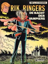 RIK RINGERS 34 - DE NACHT DER VAMPIERS
