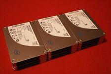 "Lot of 12 Intel X25-M 80GB Internal 2.5"" (SSDSA2M080G2GN) SSD with Global Shippi"