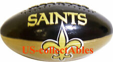 NFL NEW ORLEANS SAINTS Football Keychain Collectible Souvenir Sports Fan Gift