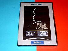 39 ESCALONES + THE RING - Alfred Hitchcock - Precintada