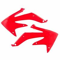 Acerbis Red Radiator Shrouds For Honda CRF 450 R 05-08 2043640227