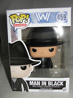 Funko Pop Television HBO Westworld The Man In Black Vinyl Figure-New