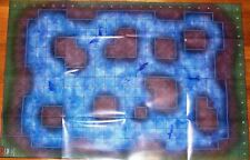 DUELIST KINGDOM: WATER / THE CAVERN OF LOST SOULS Yu-Gi-Oh Series 1 HeroClix MAP