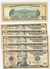 10 DOLLARI/TEN DOLLARS - U.S. FDS/UNC - PREZZO STRACCIATO...!!!!