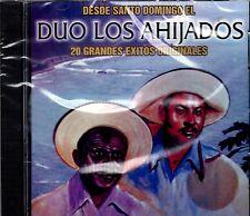DUO LOS AHIJADOS - DESDE SANTO DOMINGO / 20 GRANDES EXITOS - CD