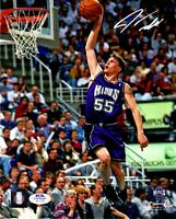 Jason Williams autographed signed 8x10 photo NBA Sacramento Kings PSA COA