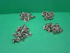 """Flat Head Screws, 6-32 x 1/8"""", Stainless Steel, QTY of 100"""