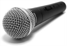 Shure SM58-S Vocal Microphone (with On Off Switch) U.S Authorized Dealer