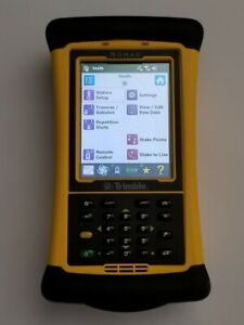 Trimble TDS Nomad 900 Data Collector, Survce 5, Survey Pro 6.1 GNSS