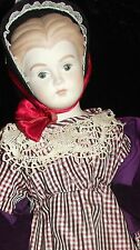 RARE, fully dressed 1967 Porcelain Mercer Girl by B. Goodie UFDC 1968 convention