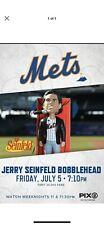 Jerry Seinfeld Bobblehead SGA New York Mets 2019 Citifield SGA New MIB NY Mets