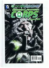 DC Comics New 52 Green Lantern Corps #14 NM Jan 2013