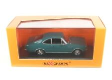 Opel Rekord C Coupe (Blue) 1966 - 1:43