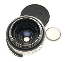 Voigtlander Skoparon Wide-Angle Lens 1:3.5 35mm fits Prominent Camera Sold as is