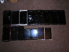 15x Sony Ericsson Xperia Faulty Smartphones Joblot Android Mobile Phones