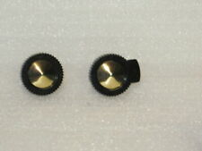 New ListingZenith Radio Parts Transoceanic Knobs Push For On / Off / Volume And Tuning