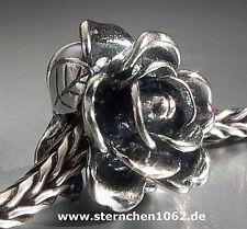 Trollbeads * Rose - Juni * Rose of June * 925 Silber