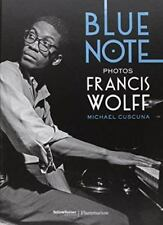 BLUE NOTE - WOLFF, FRANCIS (PHT)/ CUSCUNA, MICHAEL - NEW HARDCOVER BOOK