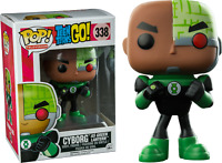 Teen Titans Go! - Cyborg as Green Lantern US Exclusive Pop! Vinyl - FUNKO New