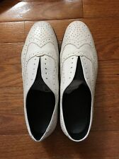 Rag & Bone 'Meli' Brogue Oxfords (Size 36.5) --- GENTLY USED IN BOX