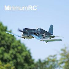 MinimumRC F4U Corsair RC airplane 360mm Kit / Kit with servos / Full set