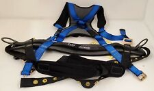 FrenchCreek Production Blue/Gray Safety Harness XXL (22850B-Blue)