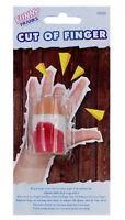 Abgehackter Finger Blutig Halloween Grusel Party abgeschnitten Scherzartikel