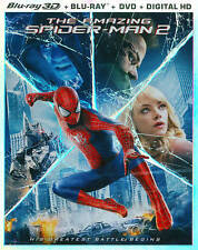 The Amazing Spider-Man 2: ELECTRO LIMITED  COLLECTOR'S SET (Blu-ray 3D+2D+HD)