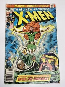 1976 X-MEN #101 Comic Book FIRST APPEARANCE OF THE PHOENIX