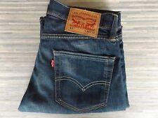 Men's Levi Strauss & Co. 511™ Slim Fitting Stretchy Dark Blue Jeans W30 L32