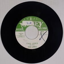 THE LARKS: The Jerk / Forget Me SOUL USA Money NM- Wax Super 45