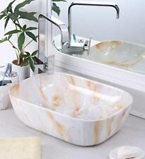 """New Ceramic Counter Top Table Top Wash Basin Decor Sink 18"""" x 14"""""""