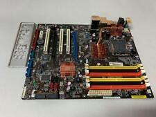 MOTHERBOARD ASUS P5KC SOCKET LGA 775 (SUPPORT DDR2 / DDR3) W/ I/O SHIELD