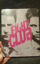 /// NEW ///   FIGHT CLUB  /// BLU-RAY ///  STEELPACK ///