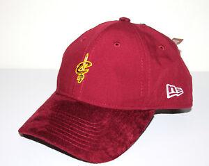 Cleveland Cavaliers New Era 9Twenty Adjustable Cap NBA On Court Collection