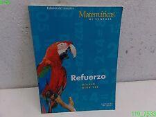 Matematicas Mi Ventaja, Grade 3 : Teacher Edition SPANISH EDITION - LIKE NEW