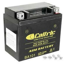 2006-2017 This is an AJC Brand Replacement Yamaha XC50 Vino Classic 50CC Scooter and Moped Replacement Battery