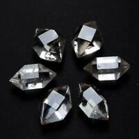 13g /6pcs Top Quality Natural Herkimer Diamond Quartz Crystal Healing 0654