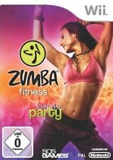 Zumba Fitness-Join the Party-Nintendo Wii