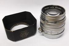 Leitz Leica Summarit 1,5/5 cm objectif Leica filetées