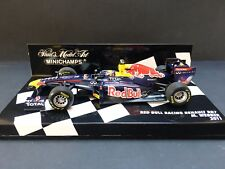 Minichamps - Mark Webber - Red Bull - RB7 - 2011 -1:43