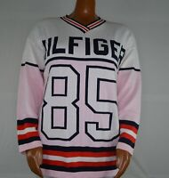 NWT Tommy Hilfiger Denim Women's Long Sleeve Pullover Sweater Sweatshirt