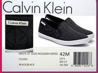 CALVIN KLEIN Scarpe Per Uomo 42 EU/ 8 UK / 9 US   Fino - 80 % CK19 N2G