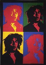 Indian Wall Hanging 100% Cotton Mandala of Bob Marley A Poster GIFT Tapestry