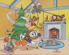 SIERRA LEONE - MNH - DISNEY - CHRISTMAS - DONALD DUCK